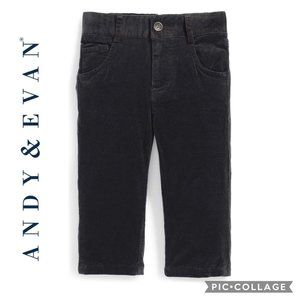NWT Andy & Evan 'The Cordials' Corduroy Pants 2T
